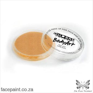 Global Face Paint Pearl Apricot Paints