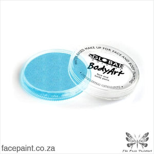 Global Face Paint Pearl Baby Blue Paints
