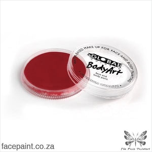 Global Face Paint Pearl Merlot Paints