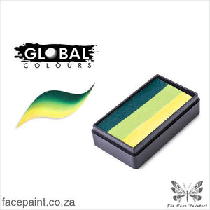 Global Face Paint Split Cake Fun Stroke Amazon Paints