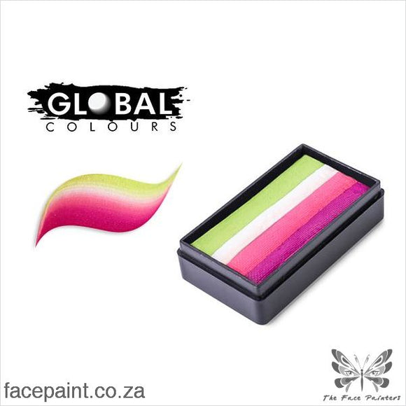 Global Face Paint Split Cake Fun Stroke Bali Paints