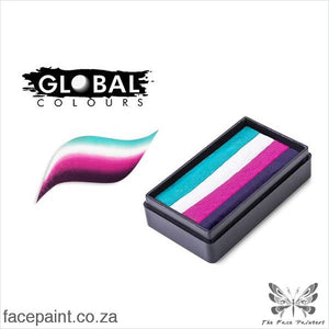Global Face Paint Split Cake Fun Stroke Bavaria Paints