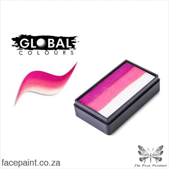 Global Face Paint Split Cake Fun Stroke Dublin Paints