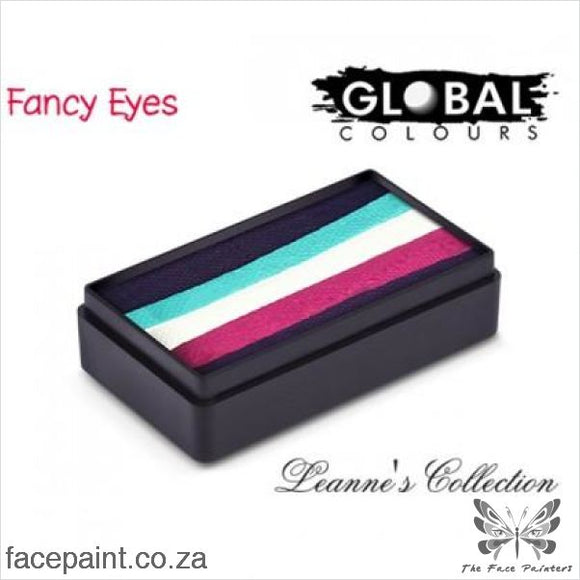 Global Face Paint Split Cake Fun Stroke Fancy Eyes Paints