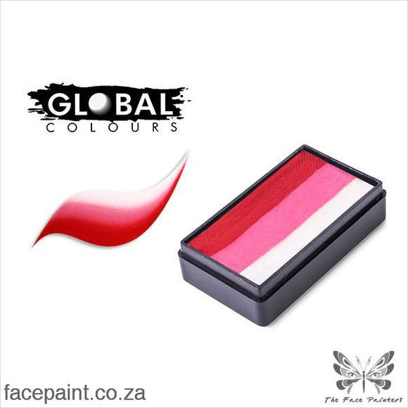Global Face Paint Split Cake Fun Stroke Hawaii Paints
