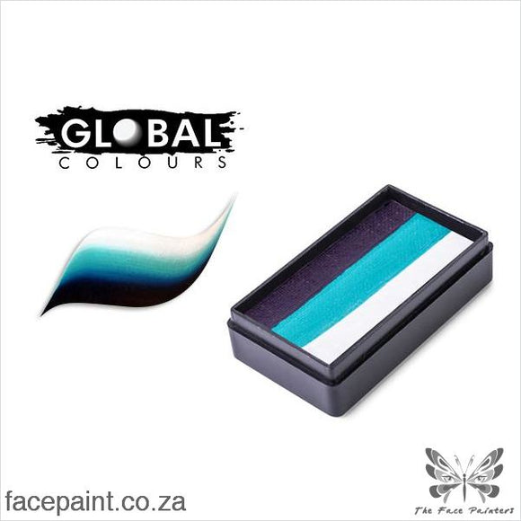 Global Face Paint Split Cake Fun Stroke Iceland Paints