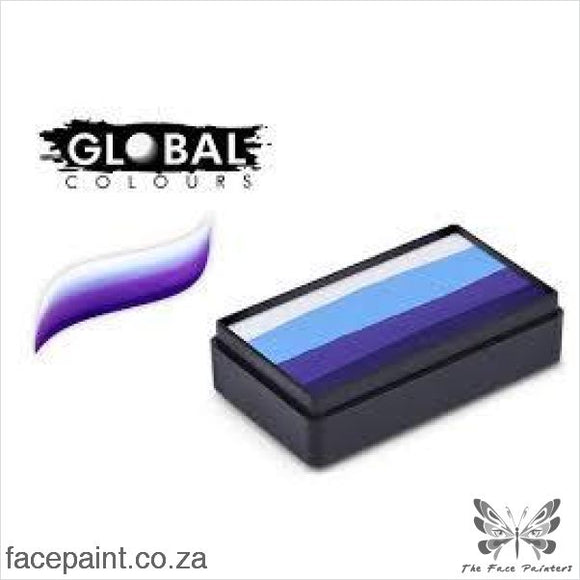 Global Face Paint Split Cake Fun Stroke Moscow Paints