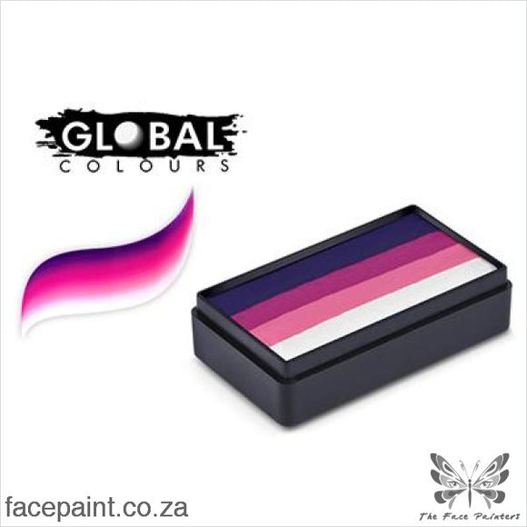Global Face Paint Split Cake Fun Stroke Naples Paints