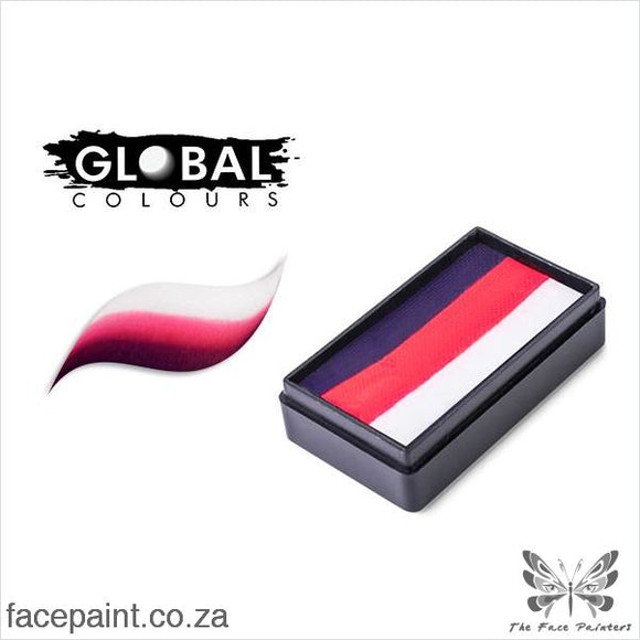 Global Face Paint Split Cake Fun Stroke Paris Paints