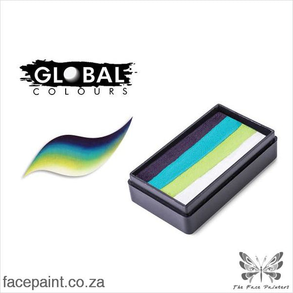 Global Face Paint Split Cake Fun Stroke Taupo Paints