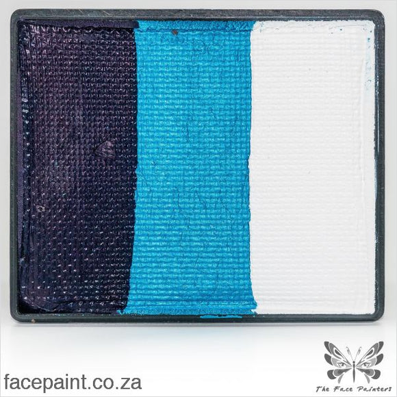 Global Face Paint Split Cake Rainbow Alaksa Paints