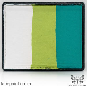 Global Face Paint Split Cake Rainbow Aspen Paints