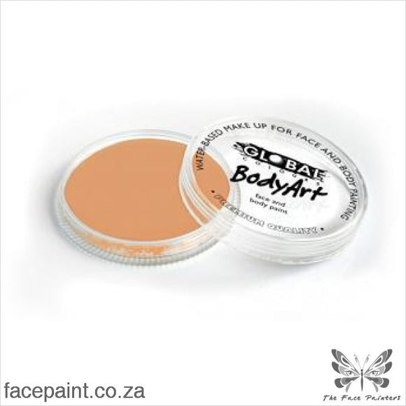 Global Face Paint Standard Apricot Paints