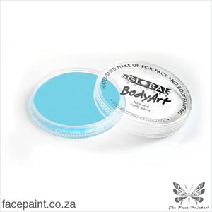 Global Face Paint Standard Baby Blue Paints