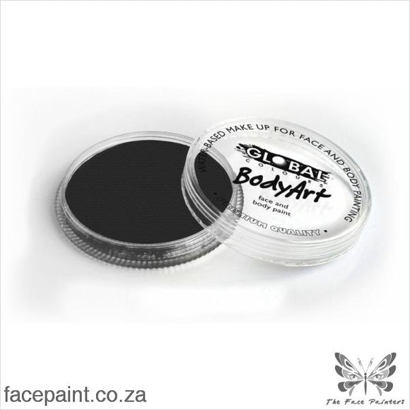 Global Face Paint Standard Black Paints