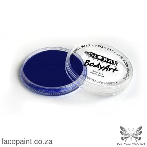Global Face Paint Standard Dark Blue Paints