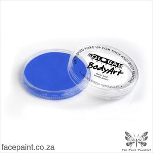 Global Face Paint Standard Fresh Blue Paints