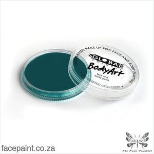 Global Face Paint Standard Green Deep Paints