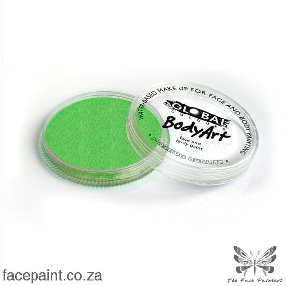 Global Face Paint Standard Lime Green Paints