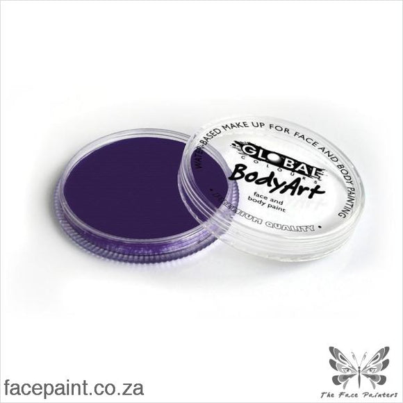 Global Face Paint Standard Purple Paints