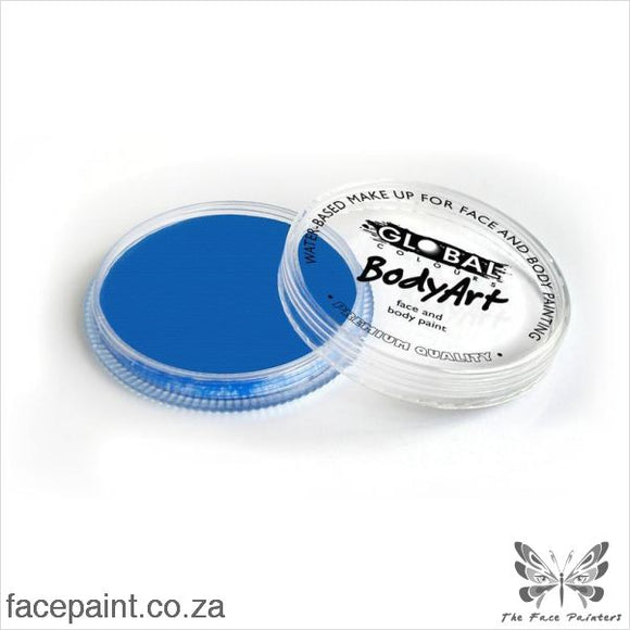 Global Face Paint Standard Ultra Blue Paints
