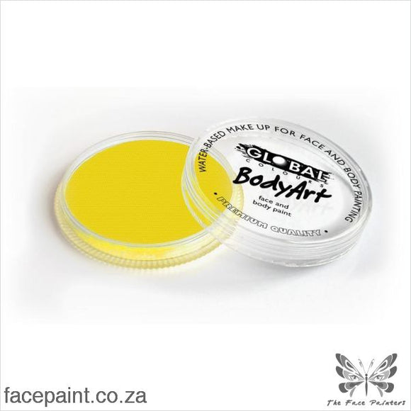 Global Face Paint Standard Yellow Paints