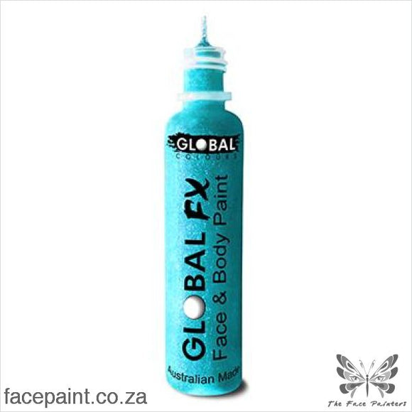 Global Fx Glitter Gel Iridescent Sky Blue