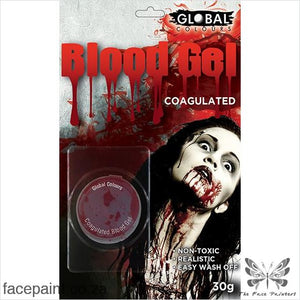 Global Special Fx Blood Gel Coagulated Sfx Effects