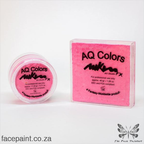 Mikim Fx Face Paint F06 Pink Paints