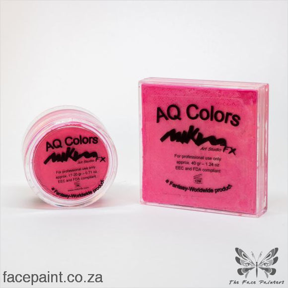 Mikim Fx Face Paint F07 Dark Pink Paints