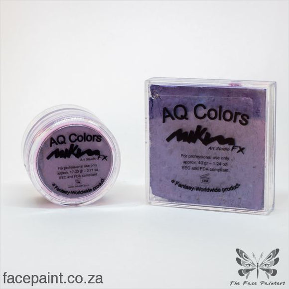 Mikim Fx Face Paint F12 Lilac Paints