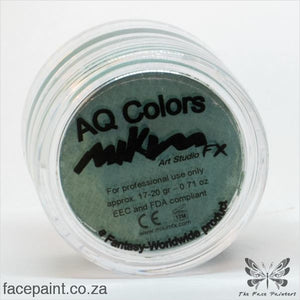 Mikim Fx Face Paint F13 Blue Sea Paints