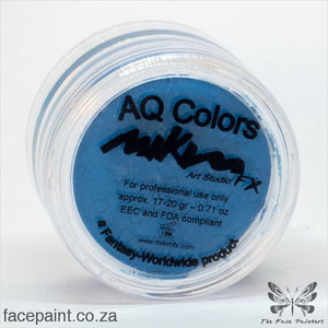Mikim Fx Face Paint F14 Light Blue Paints