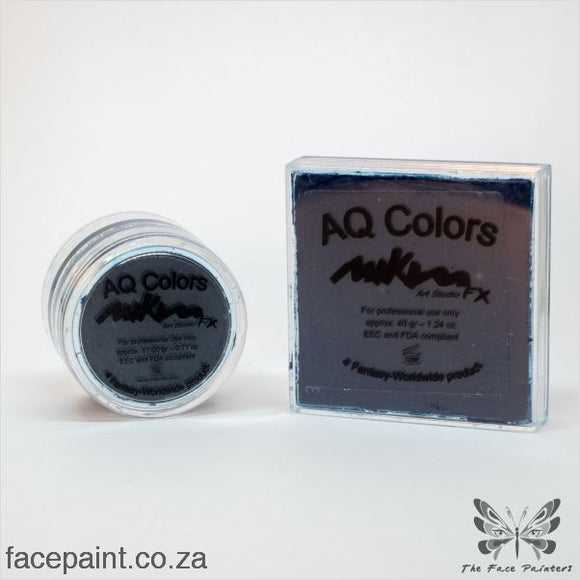 Mikim Fx Face Paint F16 Dark Night Paints