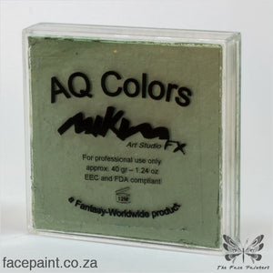 Mikim Fx Face Paint F17 Sea Green Paints