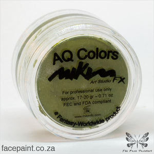 Mikim Fx Face Paint F18 Spring Paints