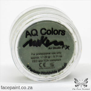 Mikim Fx Face Paint F19 Army Paints