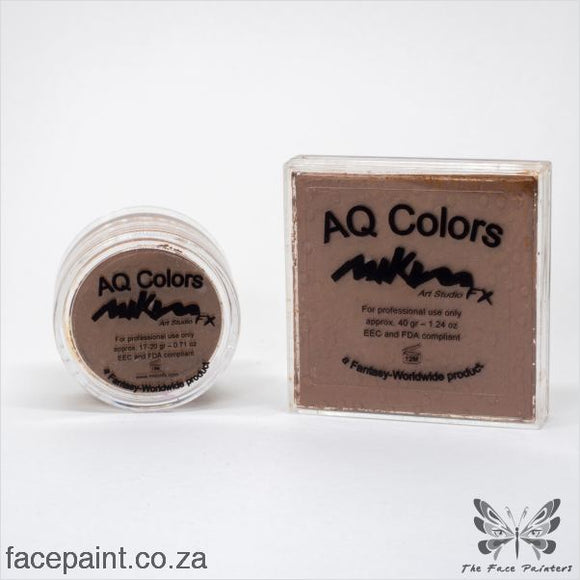 Mikim Fx Face Paint F23 Brown Paints