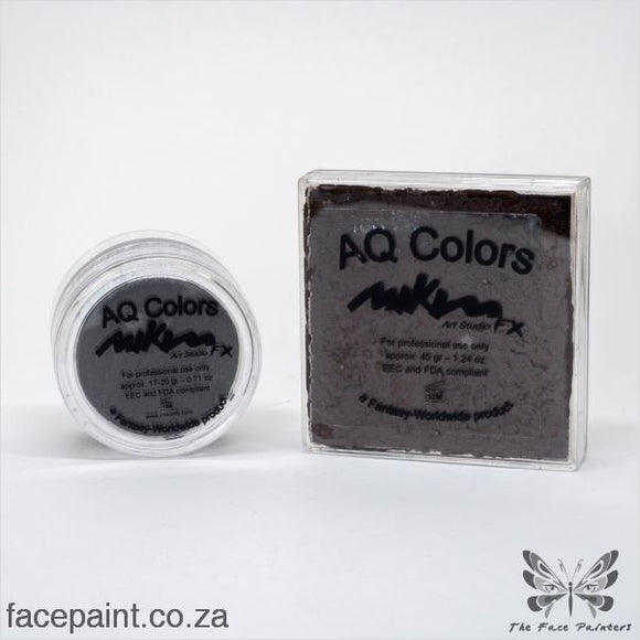 Mikim Fx Face Paint F24 Dark Brown Paints