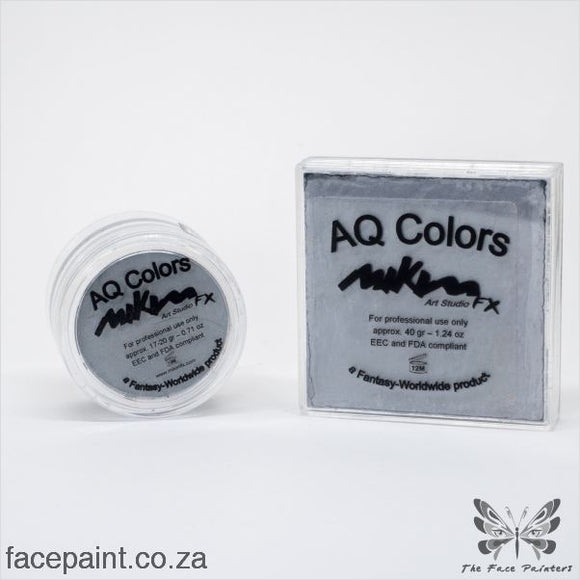 Mikim Fx Face Paint F25 Light Grey Paints