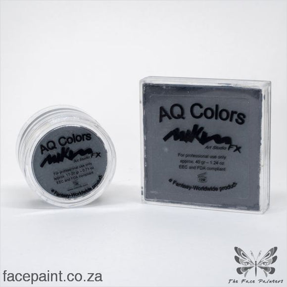Mikim Fx Face Paint F26 Grey Paints