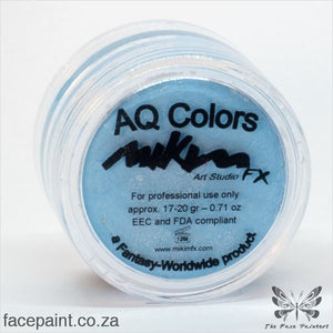 Mikim Fx Face Paint P06 Pastel Blue Paints