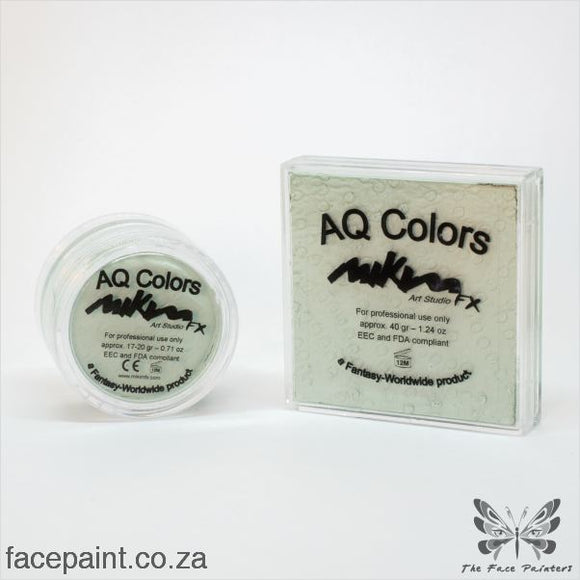 Mikim Fx Face Paint P07 Pastel Green Paints