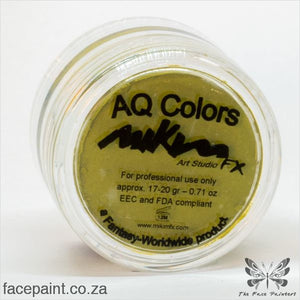 Mikim Fx Face Paint P08 Lime Paints