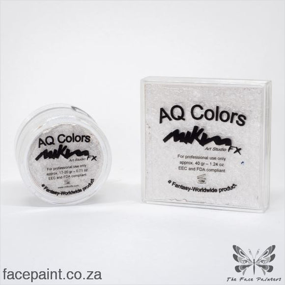 Mikim Fx Face Paint S01 Special White Paints