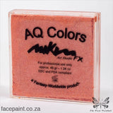 Mikim Fx Face Paint S03 Special Orange Paints