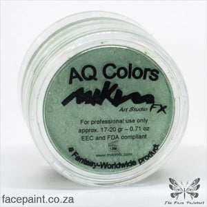 Mikim Fx Face Paint S06 Electric Green Paints