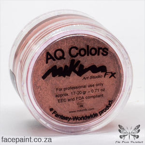 Mikim Fx Face Paint S08 Copper Paints