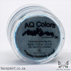 Mikim Fx Face Paint S09 Golden Blue Paints