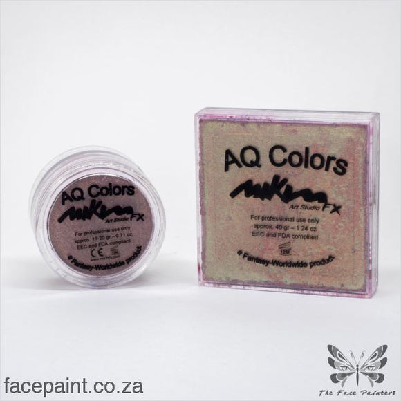 Mikim Fx Face Paint S12 Golden Purple Paints